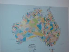 Aiatsis Map of Australia