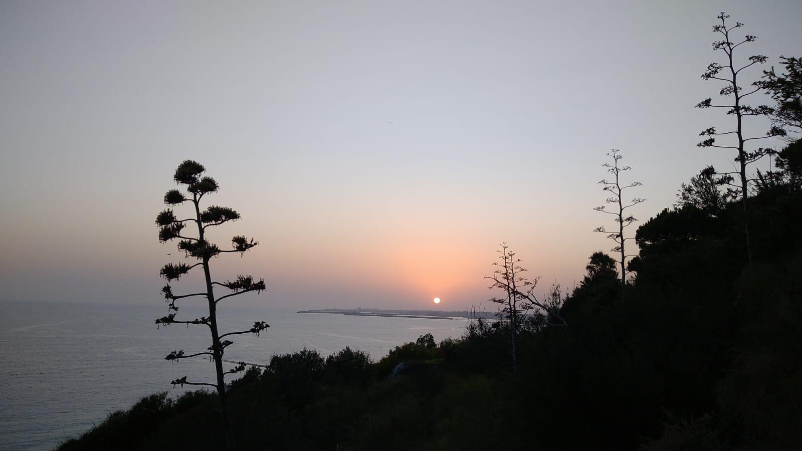 Sunset at ElPuerto